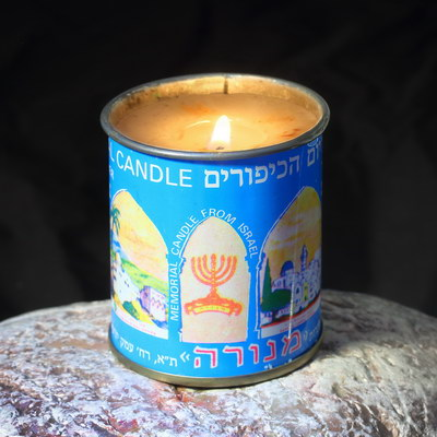 Candle Jewish Tradition